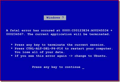 Bild: Windows7