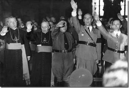 Christen unter Hitler