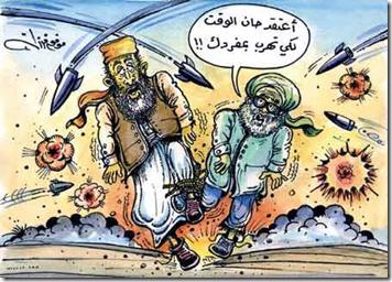 Spott über Al-Qaida