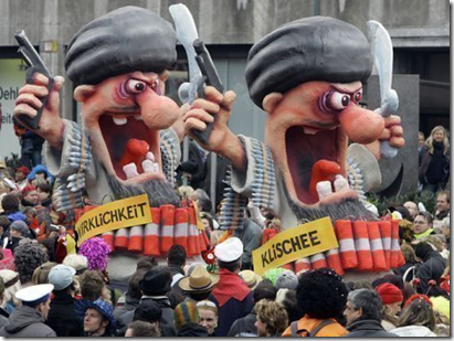Karneval 2007 Düsseldorf